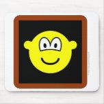 Blackboard buddy icon   mousepad