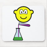 Scientist buddy icon   mousepad