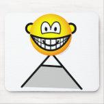 Mountaineer buddy icon   mousepad