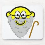Old buddy icon   mousepad