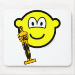 Oscar winning buddy icon   mousepad