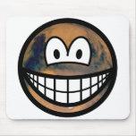 Mars smile   mousepad