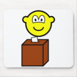 Voting buddy icon   mousepad