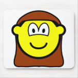 Mullet buddy icon   mousepad