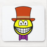 Willy Wonka smile   mousepad