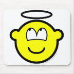Innocent buddy icon   mousepad