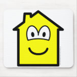 House buddy icon   mousepad
