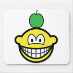 Willem Tell smile   mousepad