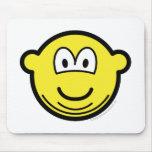 Fat buddy icon   mousepad