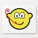 Frog buddy icon   mousepad