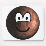 Sedna emoticon planet?  mousepad