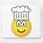 Chef emoticon   mousepad