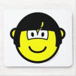Beatle buddy icon   mousepad