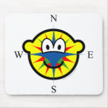 Compass buddy icon   mousepad