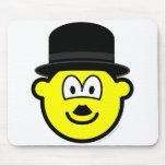 Charlie Chaplin buddy icon   mousepad
