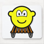 Sled buddy icon   mousepad