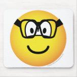 Eric Morecambe emoticon   mousepad