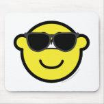 Sunglasses buddy icon   mousepad