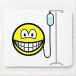 IV smile   mousepad