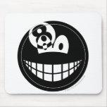 Eight ball smile   mousepad