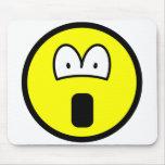 Eek smile   mousepad