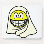 Muslim smile   mousepad