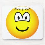 Monk emoticon   mousepad