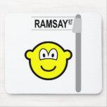 Ramsay street buddy icon Neighbours  mousepad
