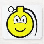 Grenade buddy icon   mousepad