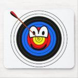 Target buddy icon hit  mousepad
