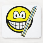 Engineer smile   mousepad