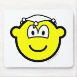 Warm weather buddy icon   mousepad