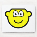 Scalped buddy icon   mousepad