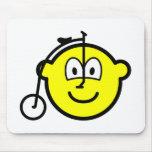 Velocipede buddy icon   mousepad