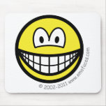 Baby smile   mousepad