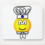 Dough boy emoticon   mousepad