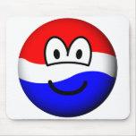 Pepsi emoticon   mousepad