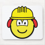 Builder buddy icon   mousepad