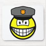Chauffeur smile   mousepad
