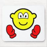 Mittens buddy icon   mousepad