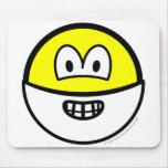 Hannibal smile   mousepad