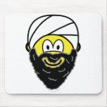 Osama Bin Laden buddy icon   mousepad