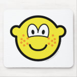 Freckles buddy icon   mousepad