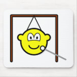 Gong buddy icon   mousepad