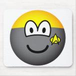 Star trek emoticon   mousepad