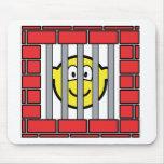 Jailed buddy icon   mousepad