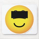Anonymous emoticon   mousepad