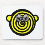 Spiral buddy icon   mousepad
