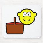 Picnic buddy icon   mousepad