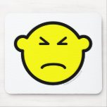 Constipated buddy icon   mousepad